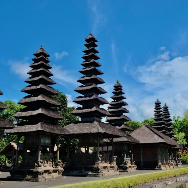 Temples in Bali Like Tanah Lot Temple, the Uluwatu Temple, and Besakih Temple- Indonesia Travel Guide