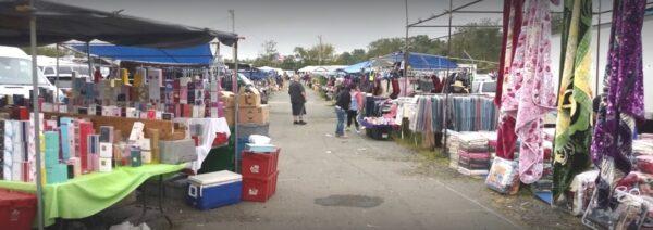 Newhaven Flea Market - The Boulevard Flea Market is Located at Ella T Grasso Boulevard