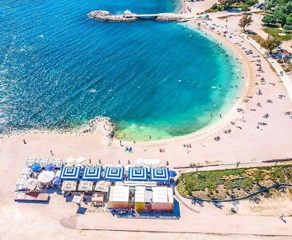 A Tourist Guide to Split Beaches in Croatia - Žnjan is Where You Can Enjoy The Sun And Have Some Fun
