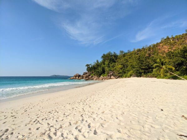 Anse Georgette is in The Grounds of The Constance Lemuria Praslin Hotel