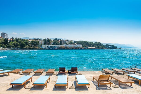 A Tourist Guide to Split Beaches in Croatia - Bacvice Beach Has A Unique And Positive Feel