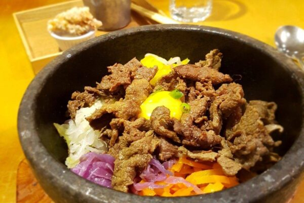 Travel Guide UK - Bibimbap Soho is Located in The Center of London As Well As Charlotte Street