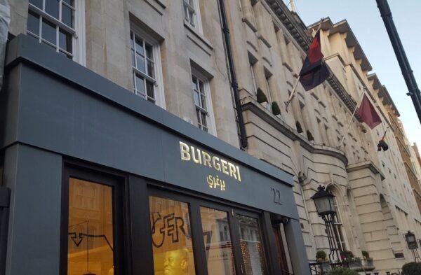 Burgeri is a Doha-based Hamburger Joint Offering Halal Food - Best London Burger Shops