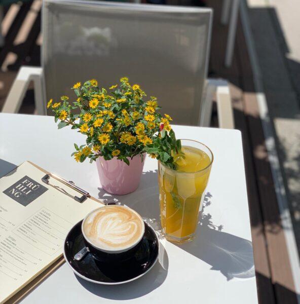 Travel Guide Austria - Café Deli Noomi is Located at Waidhausenstraße tram station Near Kefergasse Street