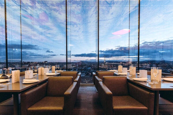 Travel Guide Austria - Das LOFT is Located in The SO / Vienna Offering innovative Cuisine