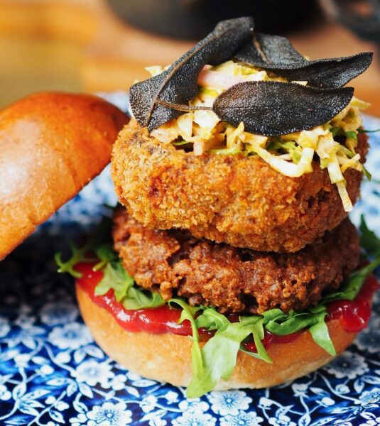 Top Burgers London Tourists Can Enjoy - Haché Burgers Ha Branches at Camden, Clapham And Belham