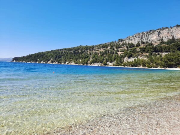 Kasjuni Beach is An Attractive Bathing Destination - A Tourist Guide to Split Beaches in Croatia
