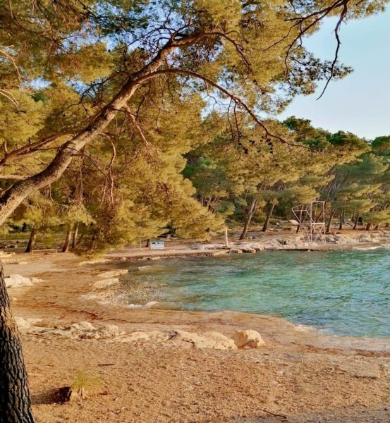 What To Do in Croatia - Kupalište Bene is Located on The Coast of Marjan And is Suitable For Families