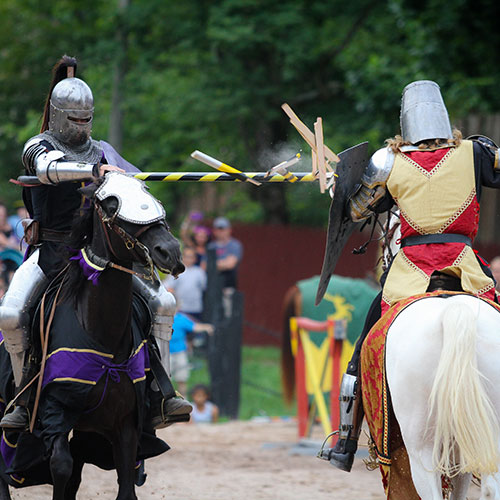 Top Renaissance Fairs in USA - Pennsylvania Renaissance Faire is in Manheim