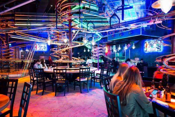 Best Restaurants Wien Visitors Can Enjoy - ROLLERCOASTERRESTAURANT Vienna