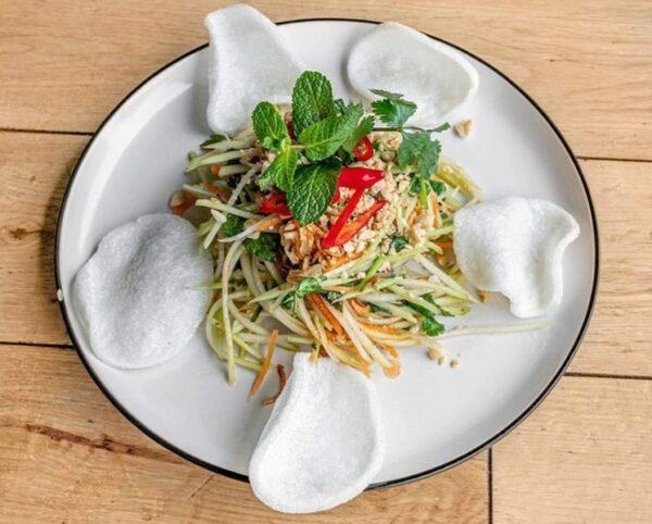 Sen Viet Vegetarian Restaurant Provides Xi Mao, Pho And Bun Soups - Best Veggie Restaurants in London