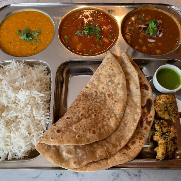 London Food guide - Vegan Vegetarian Plant Based Restaurant. Shri Lakshmi Foods. is Owned By Nihar Baldev