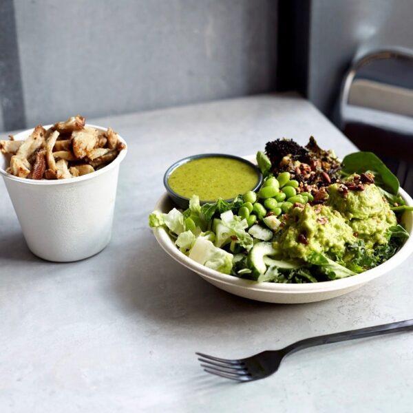 atis Old Street is Located in City Road - Best Veggie Restaurants in London