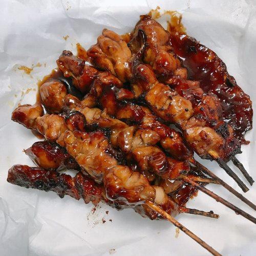 Dak-kkochi is An Unavoidable Temptation - Top South Korean Street Food Choices