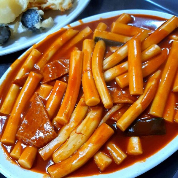 Top South Korean Street Food Choices - Tteok-bokki is World Famous Because of its Taste