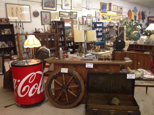 What To Do in USA - Bandera Flea Market is Located on Bandera Rd