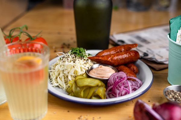 City Chef Barbecue Provides Top Quality Burgers - Top Restaurants in Vilnius