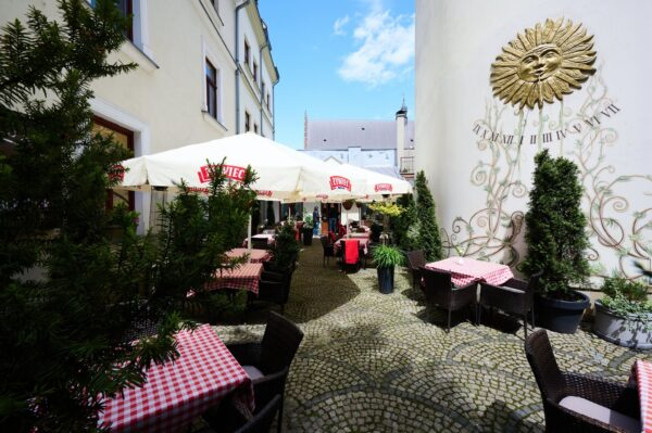 The Best Restaurants in Krakow - Czarna Kaczka Offers Relaxed Atmosphere And A Warm Welcome