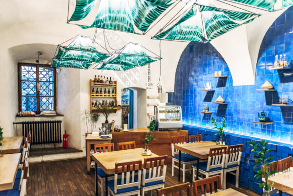 Hamsa Provides Middle Eastern And Israeli Dishes - Travel Guide Poland