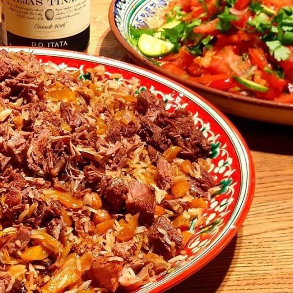 Top Restaurants in Vilnius - Kinza Offers tastes of Central Asian Cuisine