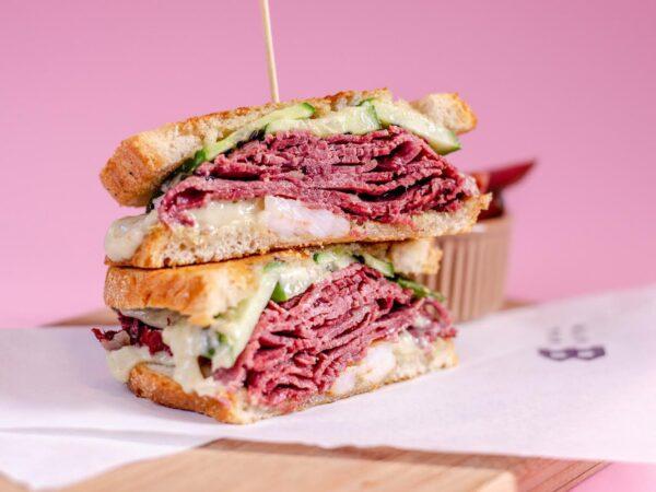 Klatka B is Famous For Local Pastrami Sandwiches - Top Restaurants in Gdansk
