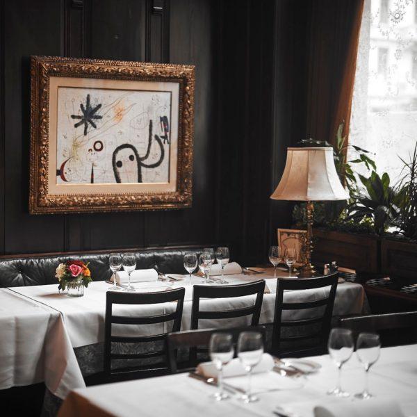 Kronenhalle Offers Best Quality Swiss Food - Top Restaurants in Zurich