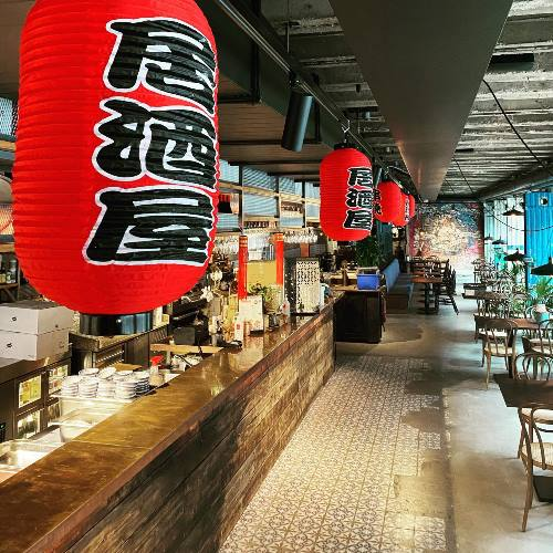 Monopolet Offers Luxurious Asian Street Food - A Guide to Gothenburg Restaurants