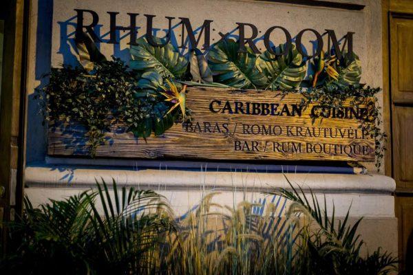 Top Restaurants in Vilnius - Rhum Room is Offering Great Caribbean Cuisine