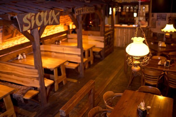 Sioux Has A Kitchen Making Delicious Mexican Food - A Guide to Food in Krakow