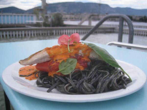 Top Restaurants in Geneva - Buvette des Bains is Located on The Bains des Pâquis