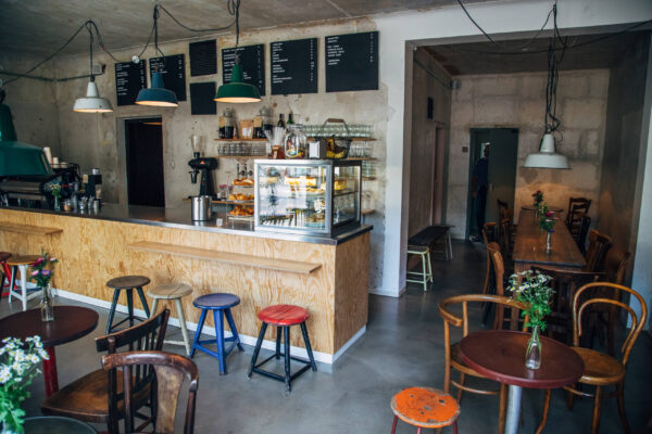 Top Stuttgart Cafes For Coffee Lovers - Condesa Has Opened in August 2014