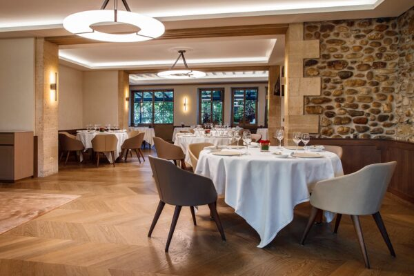 Domaine de Châteauvieux Offers Innovative and Creative Dishes - Top Restaurants in Geneva