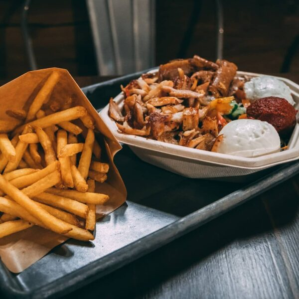 Kebab Shops Like Kebabkungen And Berliner Kebab Medborgarplatsen - Places to Get Lunch in Stockholm