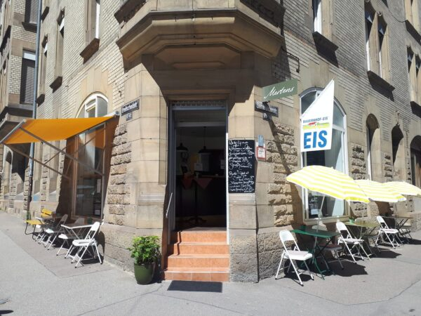 Mertens Looks Harmonious And Very Inviting - Top Stuttgart Cafes For Coffee Lovers