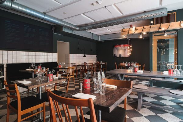 Places to Get Lunch in Stockholm - Nook Includes Korean And Traditional Swedish Dishes