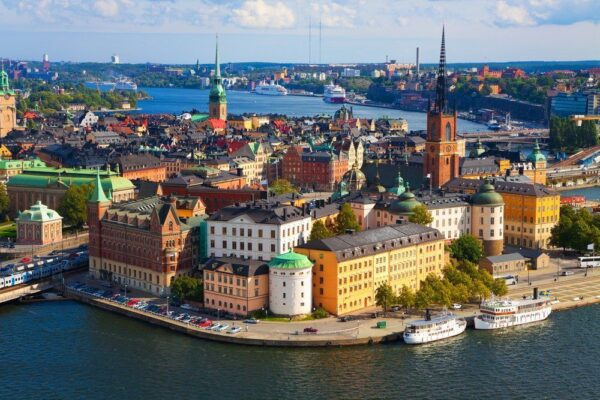Places to Get Lunch in Stockholm