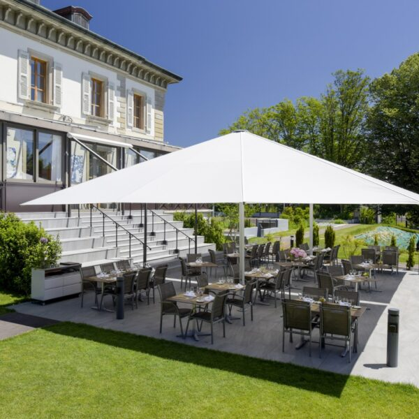 Top Restaurants in Geneva - Restaurant Vieux Bois is Right Outside The UN offices