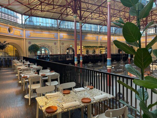 Söderhallarna & Hötorgshallen Food Courts Offer Fresh Ingredients - Travel Guide Sweden