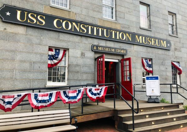 Adventure in Museums of Boston - USS Constitution Museum Provides Stories of Old Ironsides